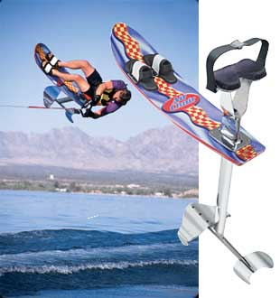 Air Chair and Sky Ski