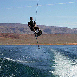 Air chair u0026 Sky Ski Lessons & Air Chair | Wakefoil | Hoverglide and Hydrofoil Lessons